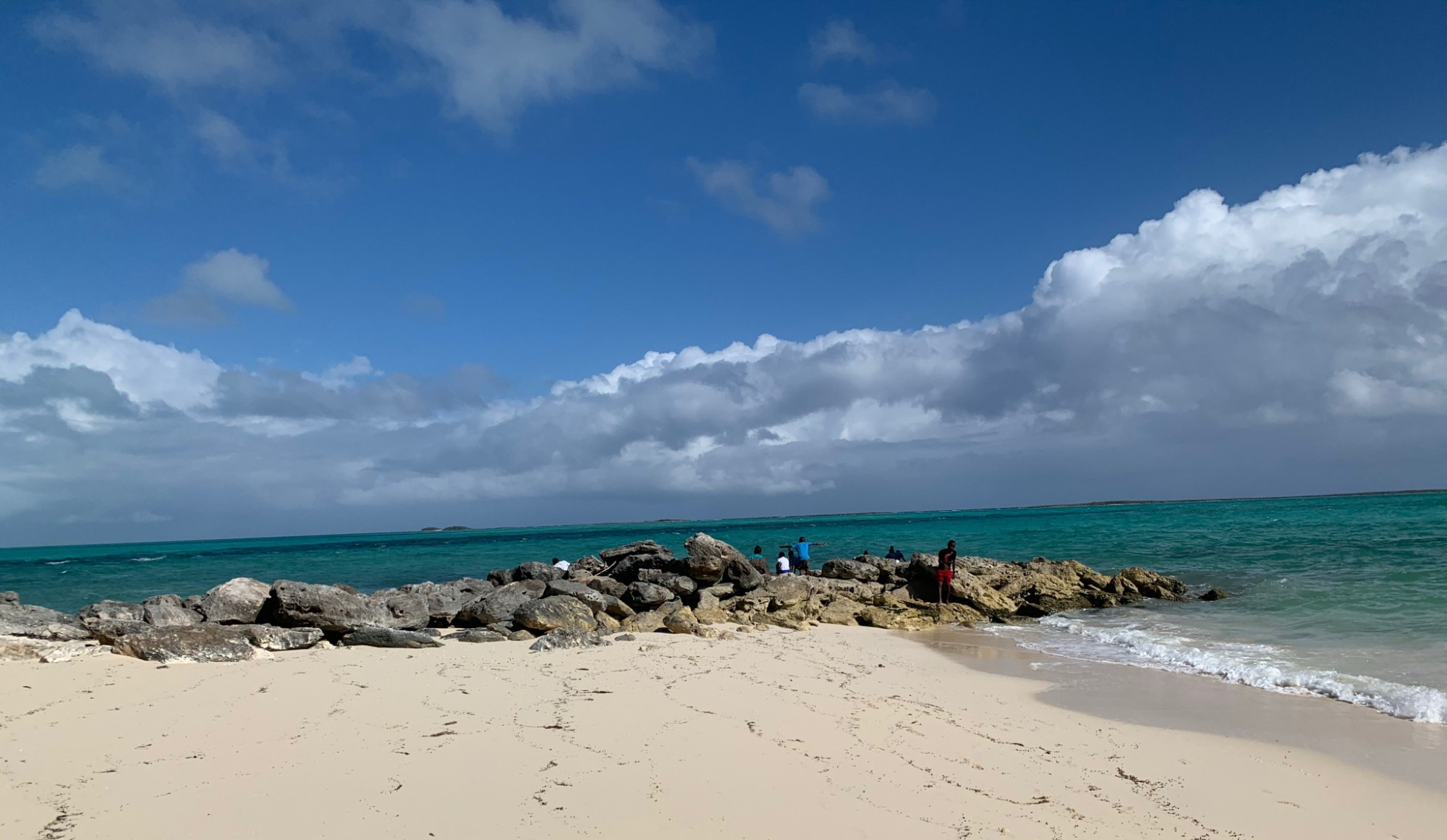 The Land of Promises: Andros Island, Bahamas